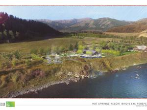 Astoria Hot Springs completes first phase, waits on grand opening