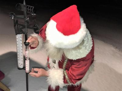 Santa Snow