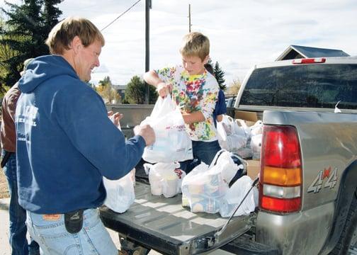 Teton Valley Food Bank