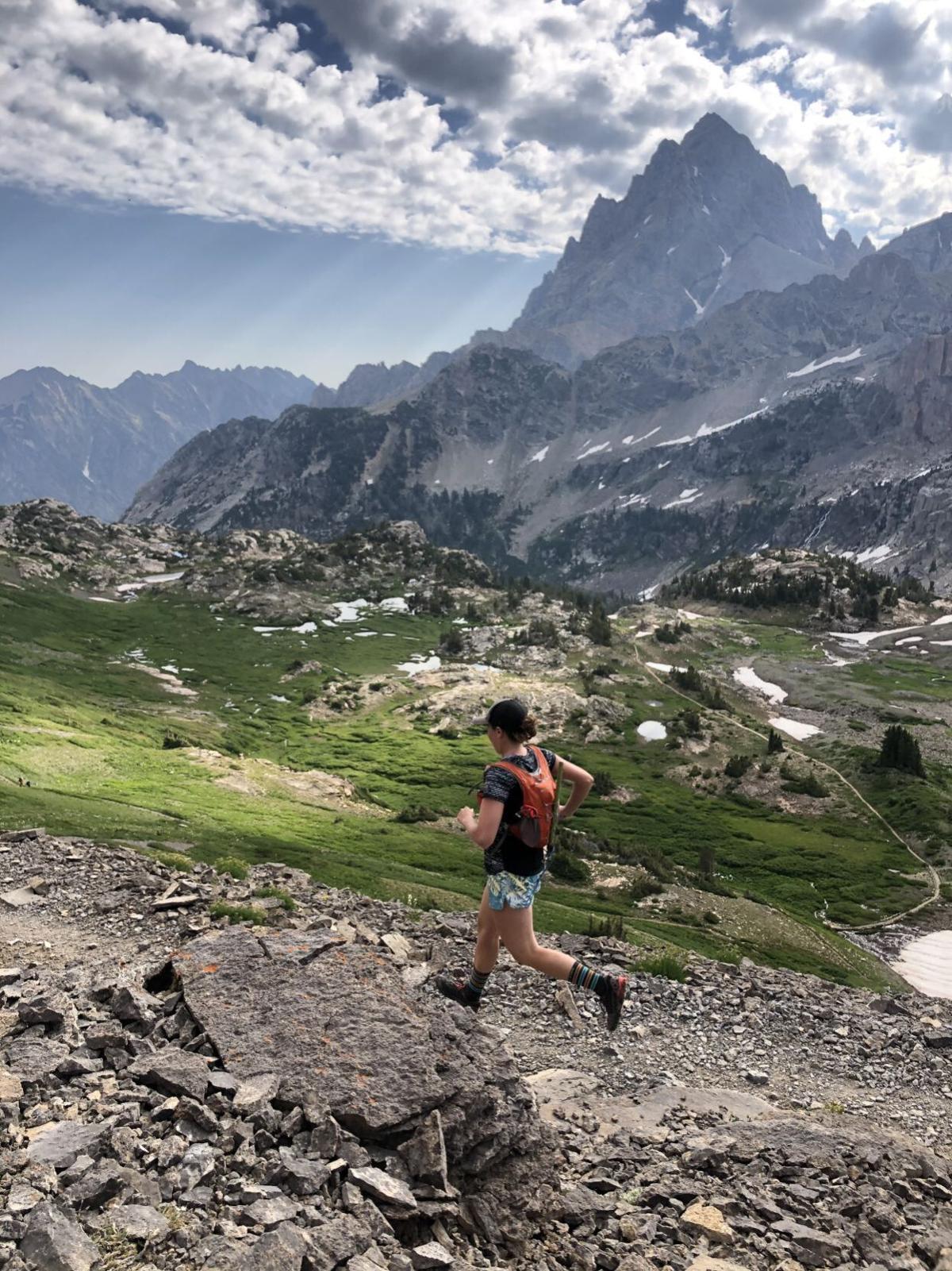 Running Teton