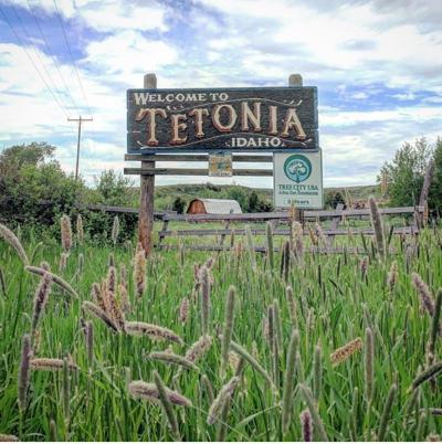 tetonia sign