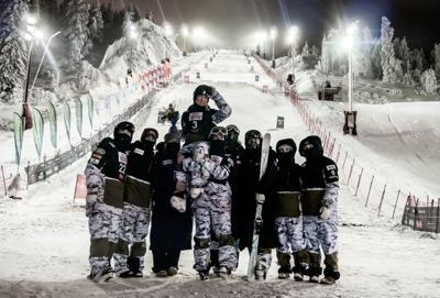 FIS Freestyle Ski World Cup - Ruka FIN - moguls