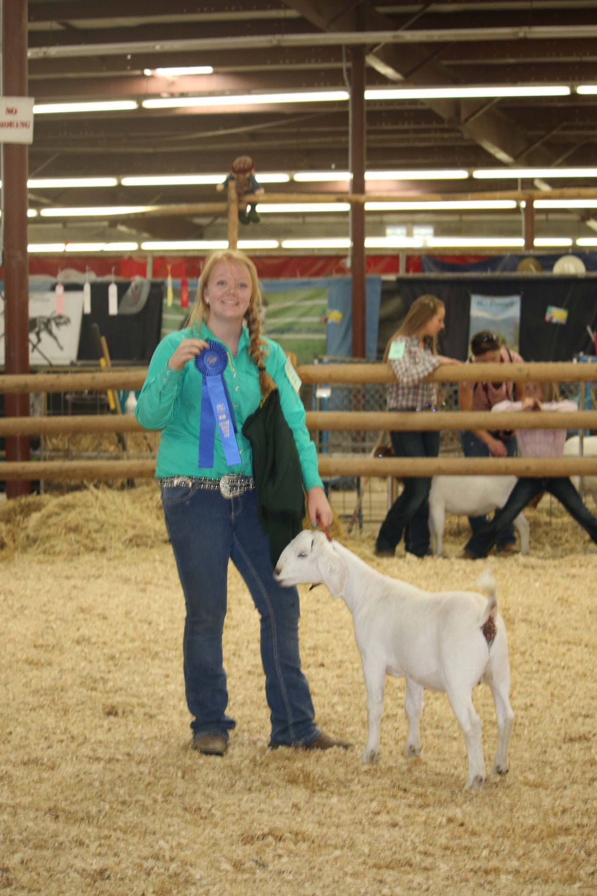 Locals win at State Fair: Driggs 4-H'er takes home champion