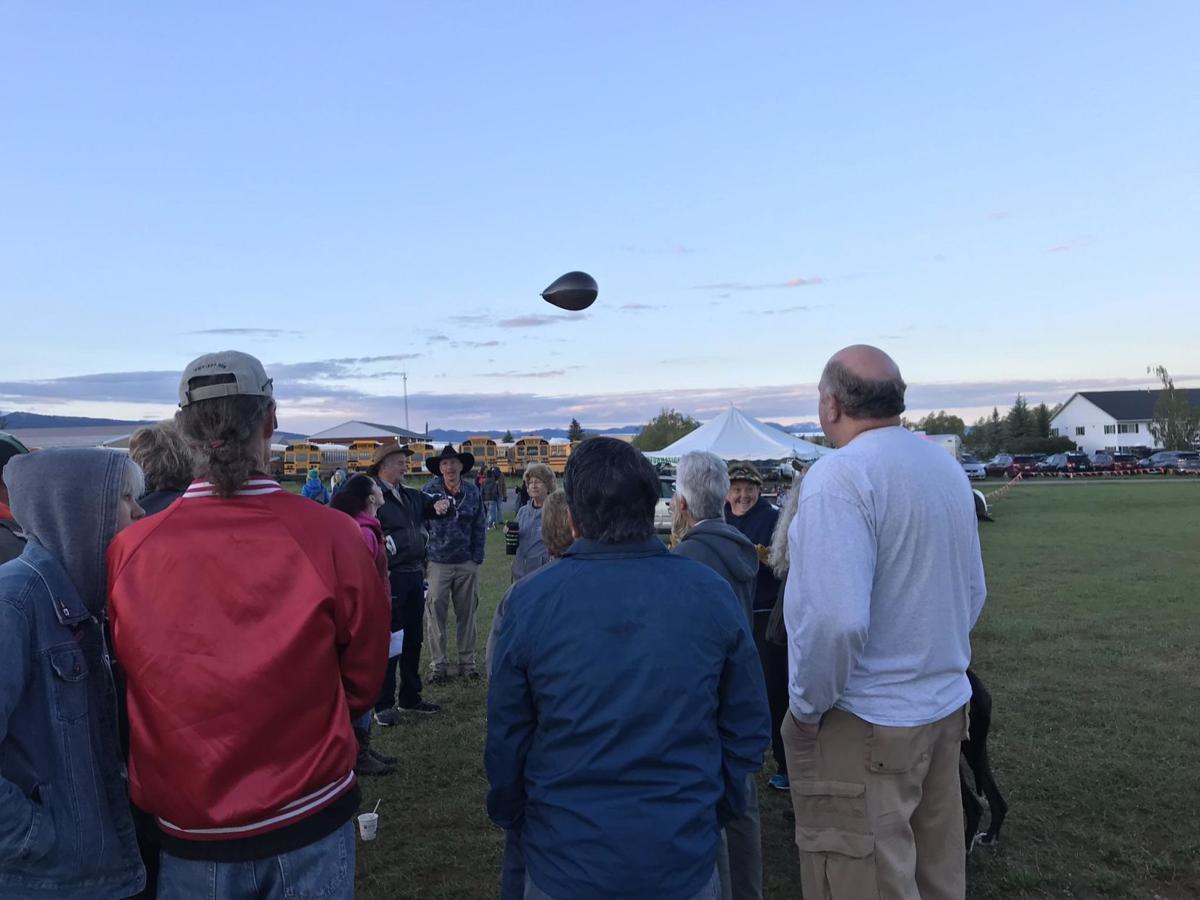 Test Balloon
