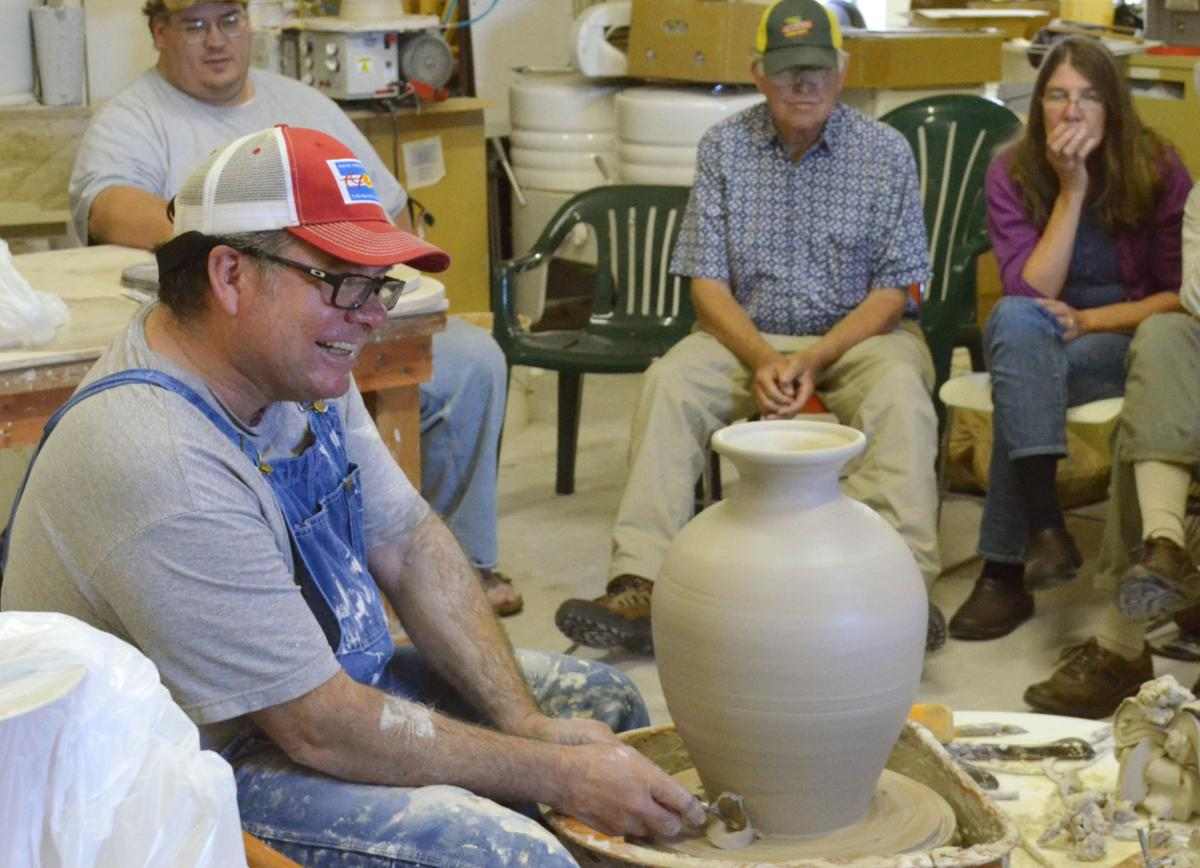 Local artist to offer free ceramics workshop | News