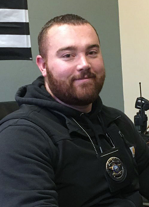 Teton County Detective Sergeant Andrew Foster