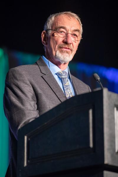 Whitfield receives national conservation award