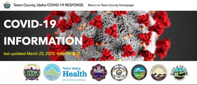 Teton County web site