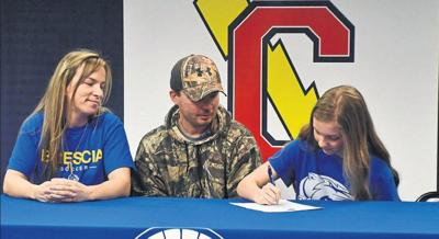 Central's Dugger signs with Brescia soccers