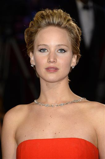 Jennifer Lawrence Hacked, Nude Photos Leaked  Arts  Entertainment  The-Messengercom-8989