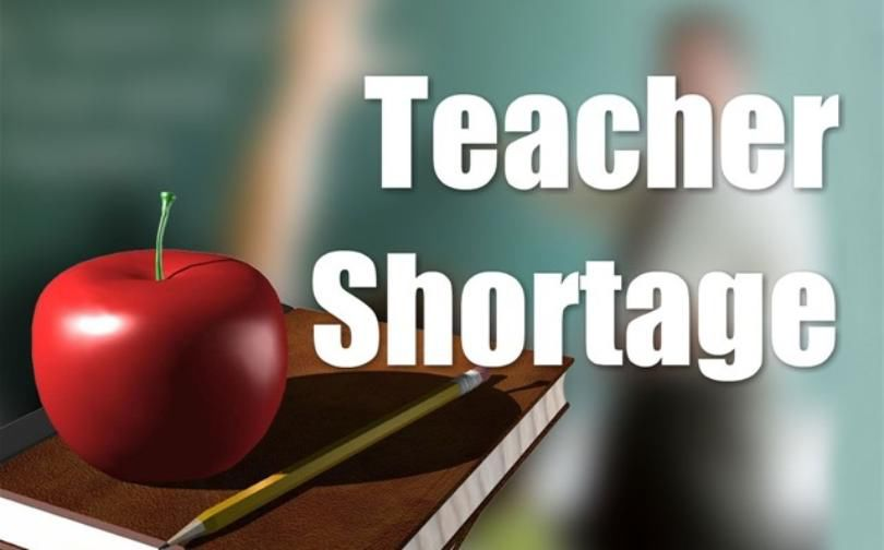 Image result for teacher shortage