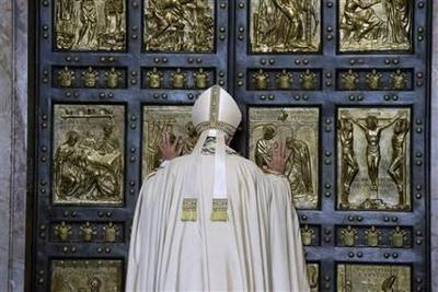 Vatican Pope Holy Year