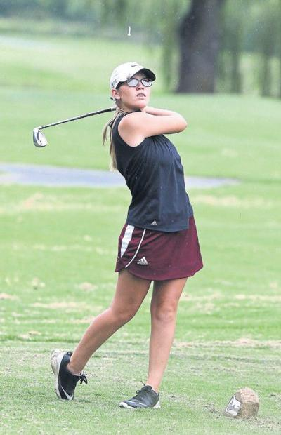 North Hopkins girls' Darnell leads Lady Maroons to second