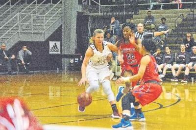 Christian routs North girls