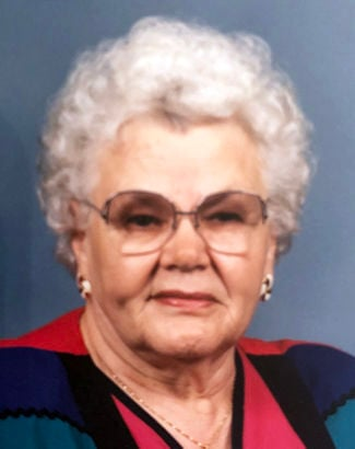 Blanche Beverly (Brooks) Poole