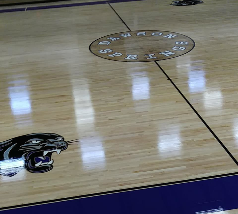 Panther Gym gets partial makeover
