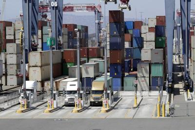 US trade deficit widened to $50.1 billion in July