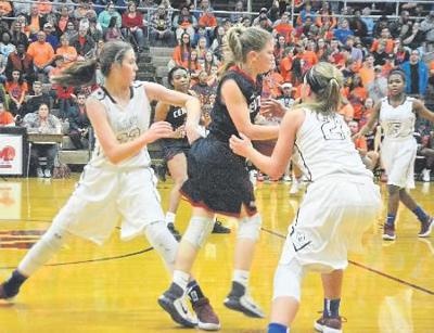 North completes 15-point comeback versus Lady Storm