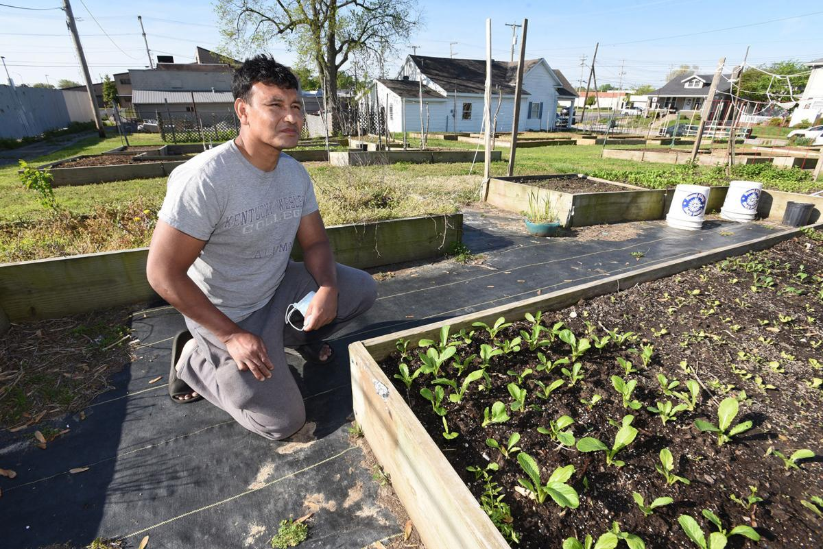 Community Crops: Churches provide gardening spaces