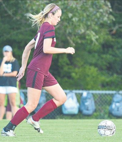 Lady Maroons' offense hot