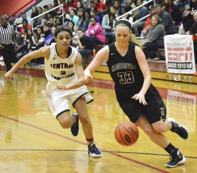 North-Central girls basketball