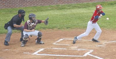 Central-Webster baseball