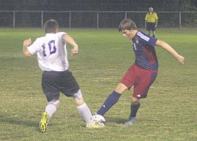 Dawson Springs-Central boys soccer