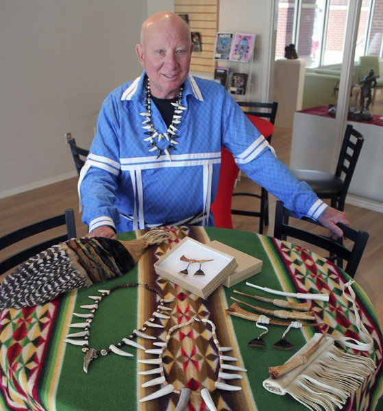 Artesian Arts Festival features works of talented Chickasaw family