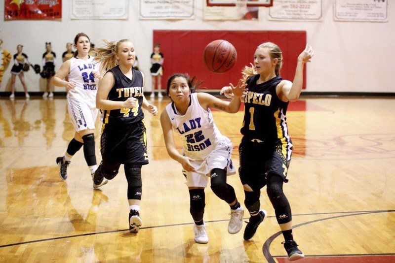 LOCAL GIRLS BASKETBALL CAPSULES, BOXSCORES