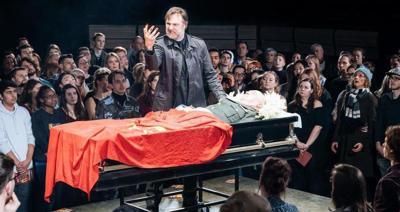 ECU Screens to present 'Julius Caesar' Thursday