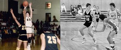 Former Tiger hoop stars