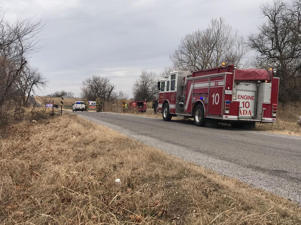 Injury accident on CR1560
