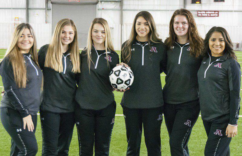 Spotlight shines on Ada girls soccer seniors