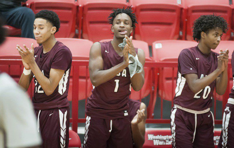 Ada coasts past Clinton in 4A matchup