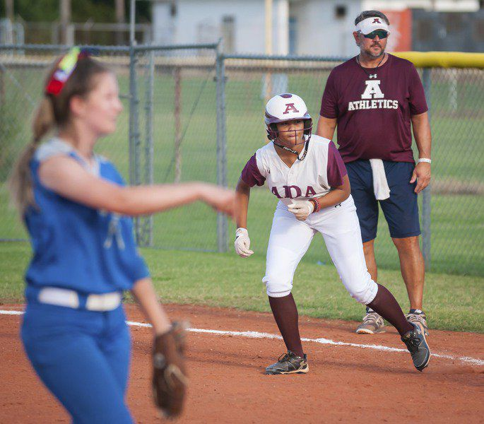 Lady Cougars take down Will Rogers | Local Sports ...