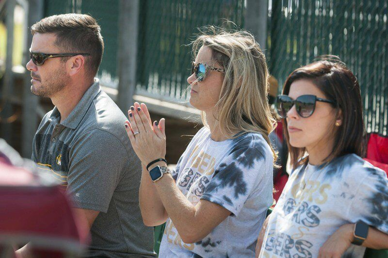 In pictures: Softball and baseball playoffs