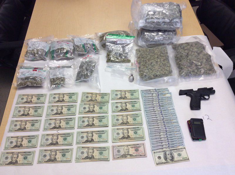 Three charged in drug bust | Local News | theadanews com