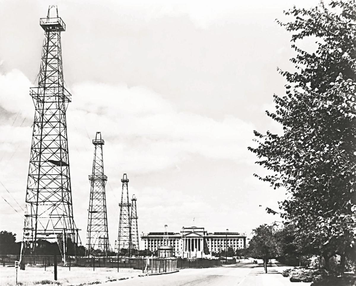 Oil industry influence on Oklahoma