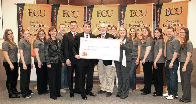 AT&T awards $10K grant to ECU Presidential Leadership program
