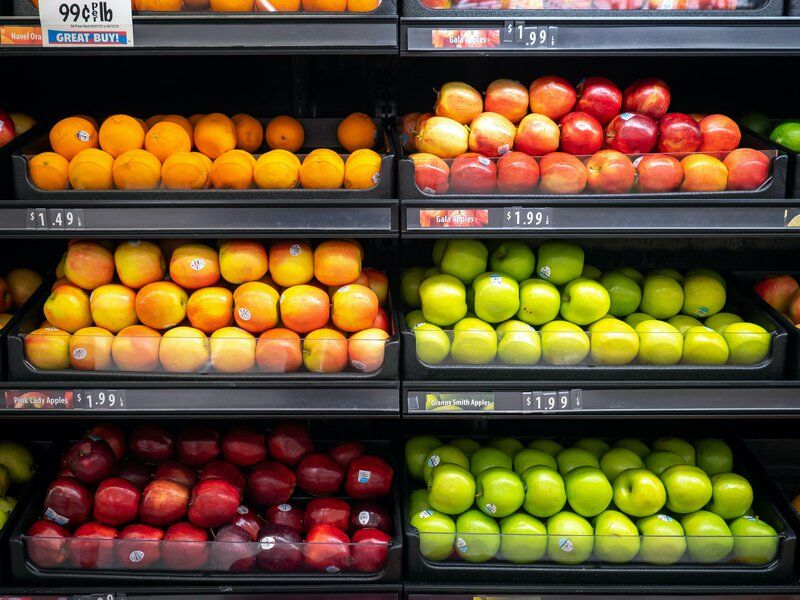 Food prices fluctuate with labor and supply shortages