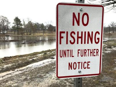 City: No fishing at Wintersmith Lake until further notice