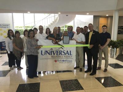 Chamber welcomes Universal Insurance Agency