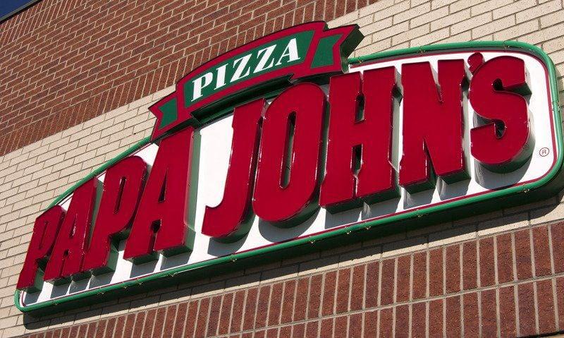 Papa John's celebrates two years in Ada