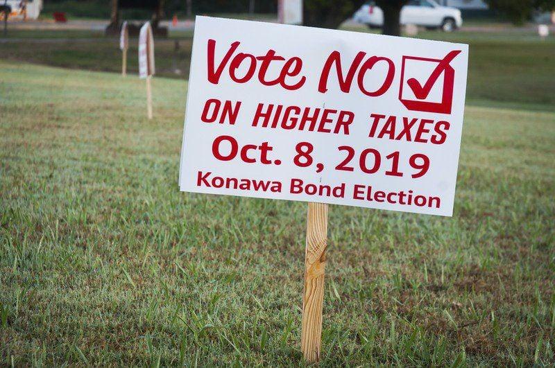 Konawa Public Schools patrons reject $8.16M bond issue