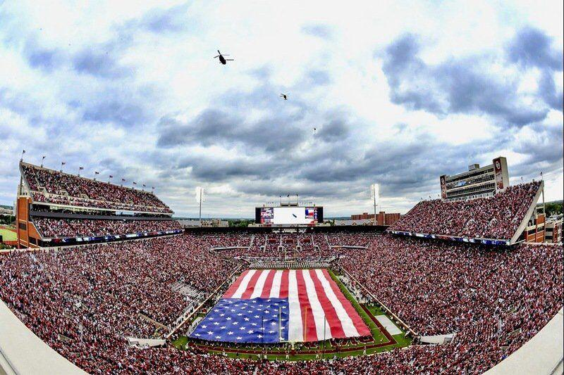 Oklahoma's game at Army canceled