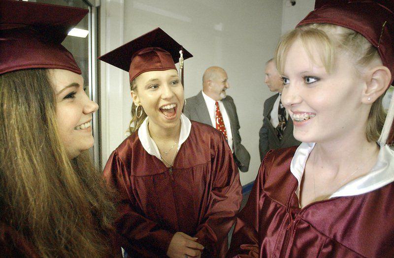 It's graduation time again!