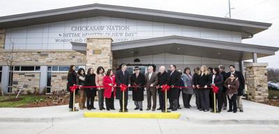 Chickasaw Nation Nittak Himitta' Women's and Children's Recovery Center dedicated in Ada