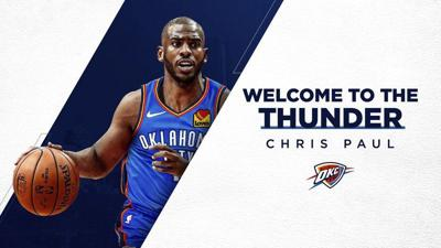 It appears Chris Paul will play for OKC after all