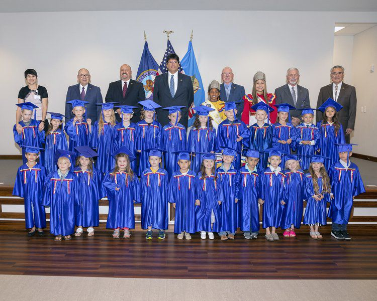 Chickasaw Nation Head Start students graduate across south-central Oklahoma