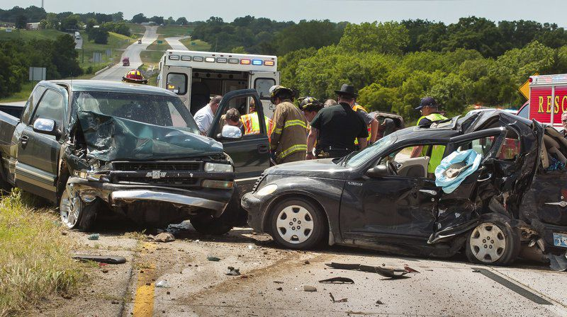 Injury accident diverts traffic Wednesday on SH 3W